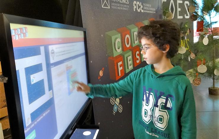 FCT NOVA CodingFest 2017: 2 milhões de blocos de programa em 7 dias!
